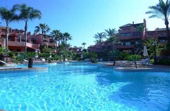 Penthouse Menara Beach - Image 1 - Marbella - rentals