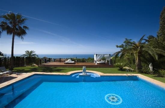 Villa Bach - Image 1 - Marbella - rentals