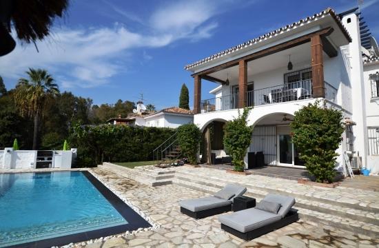 Villa Campana - Image 1 - Marbella - rentals