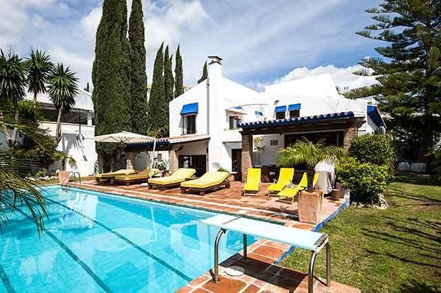 Villa Russell - Image 1 - Marbella - rentals