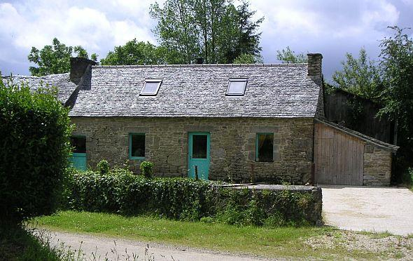 Le gite - Gite Ty Moris 10 mn de Morlaix et d'Huelgoat - Le Cloitre-Saint-Thegonnec - rentals