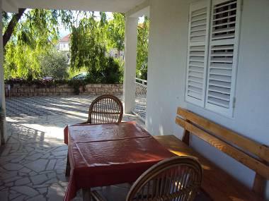 A1(6): garden terrace (house and surroundings) - 01206MLIN  A1(6) - Kupari - Mlini - rentals