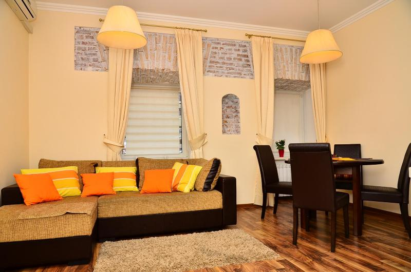 A stylish apartment in the heart of Kiev - Image 1 - Kiev - rentals