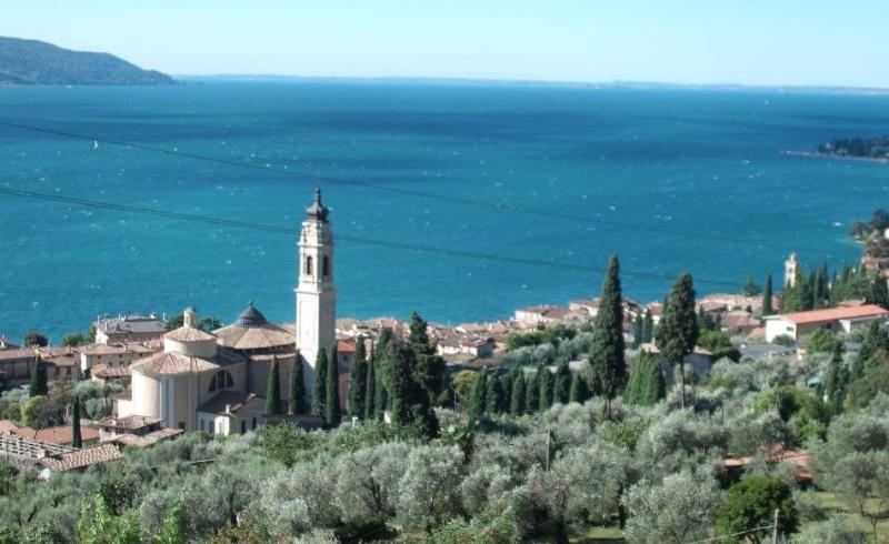 Panorama from la Terrazza sul Garda - La Terrazza sul Garda - Gargnano - rentals