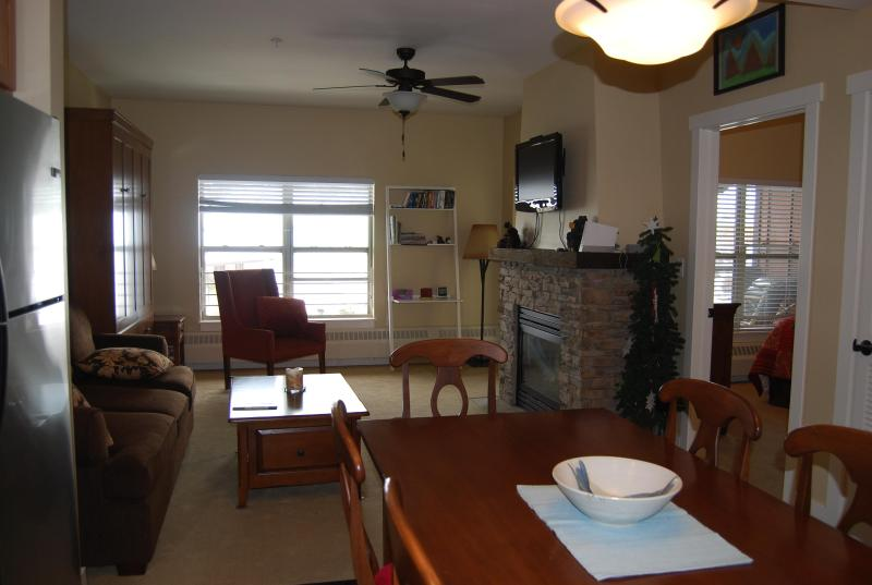 Top Floor Luxury 1BR,Sleeps 6, Base Camp One - Image 1 - Granby - rentals