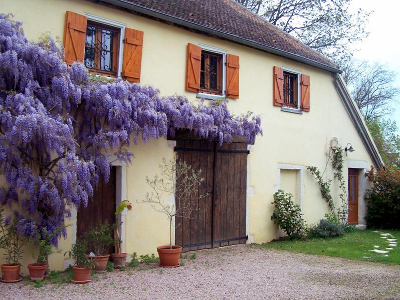 La maison jaune - La Maison Jaune - Givry - rentals
