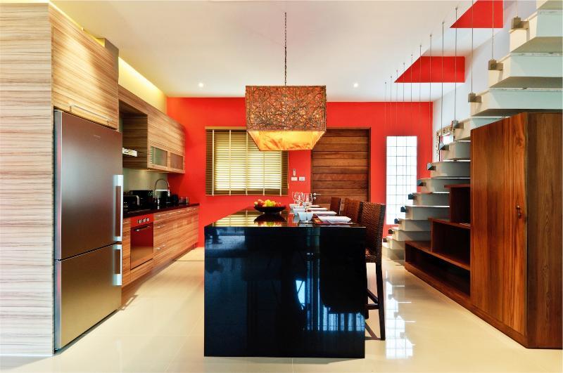 Kitchen / Dining Room - 5 Star, Two bedroom pool villa, Rawai, Phuket - Rawai - rentals