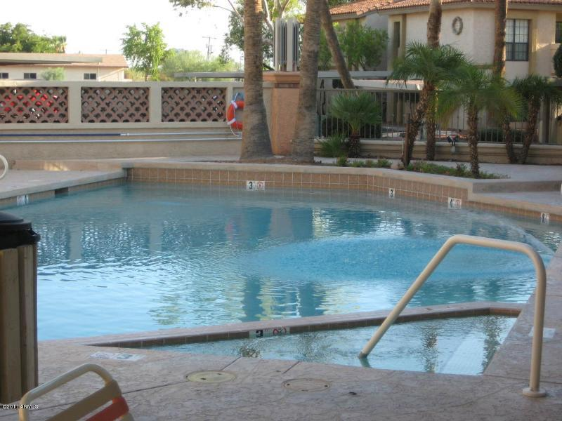 1 of 3 heated pools and spas all gated - Phoenix Townhome @  Pointe Tapatio Cliffs - Phoenix - rentals