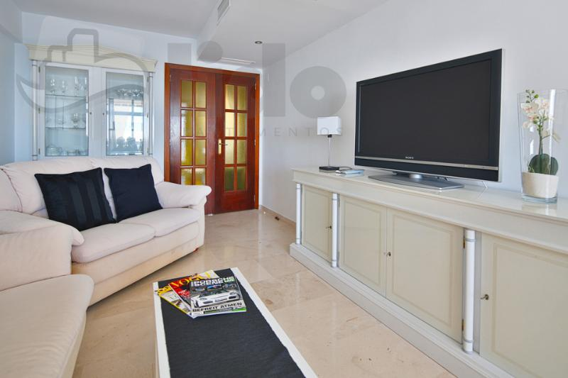 Luxury 3 Bedrooms Apartment on Beach frontside - Image 1 - Benidorm - rentals