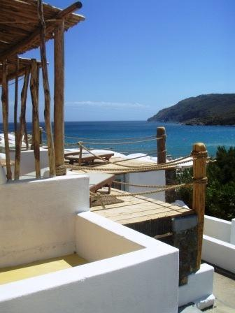 VIEW AT KALO LIVADI BEACH - Studios For 2 Guests  With Sea View At Kalo Livadi Beach - Mykonos - rentals
