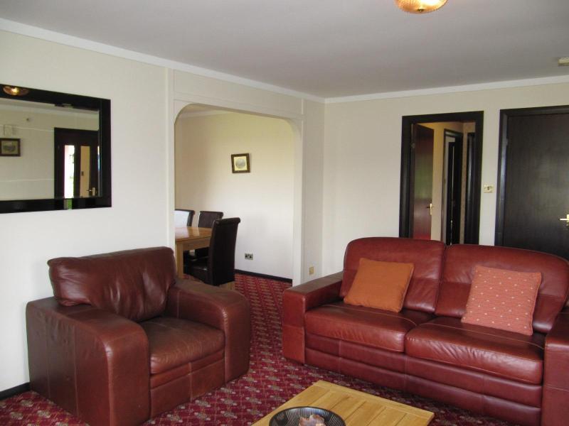 Lounge - 3 Bedroomed Family Villa, Near St Andrews - Kilconquhar - rentals