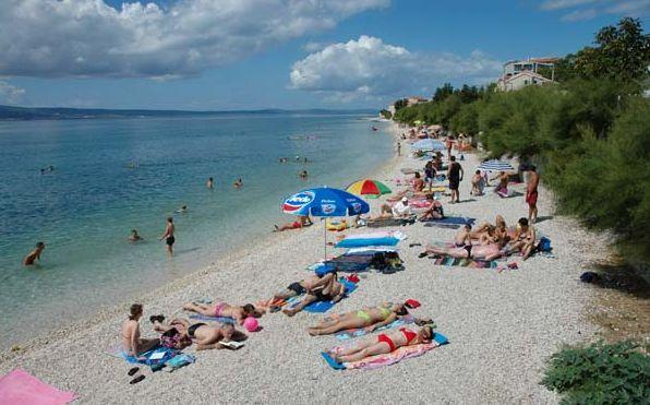 beach 100meters away - Villa with swimming pool, 50m to beach, near Split - Dugi Rat - rentals