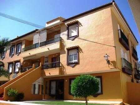 Front View of Apartment - Mar Azul Torrevieja - Torrevieja - rentals