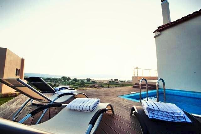 Anemon Villas - Villa Pounentes 20% June Discount - Image 1 - Chania - rentals