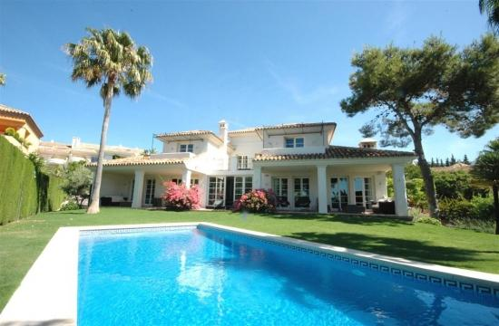 Villa Altos Reales - Image 1 - Marbella - rentals