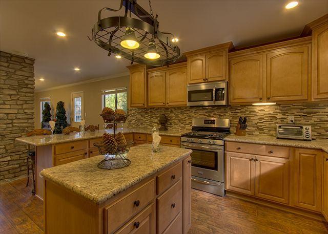 Granite Springs Remodeled Home (SL145) - Image 1 - Stateline - rentals