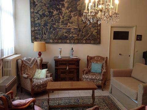 ID 2938 Elegant apartment of 130 sq.mt in Brussels - Image 1 - Brussels - rentals