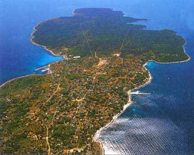 Island of Silba 70m2 in the centre! - Image 1 - Zadar - rentals