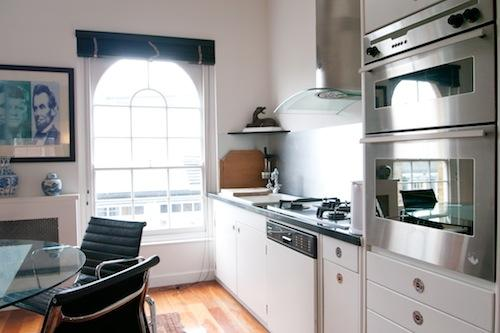 ID 2759 Luxury1br penthouse in London with terrace - Image 1 - London - rentals