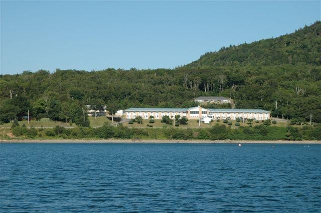 Admiral Digby Inn and Cottages from the Water. - Admiral Digby Cottage - Digby - rentals