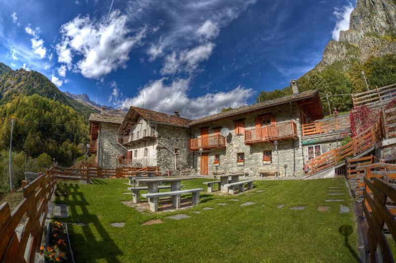 Casa San Cristoforo - Image 1 - Ollomont - rentals