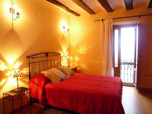 Habitacion doble con sofá cama - Casa Rural Primavera d'Hivern - Castalla - rentals