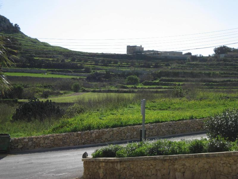 View from Balcony - Dolphin Court Apartments in Marsalforn Gozo - Marsalforn - rentals