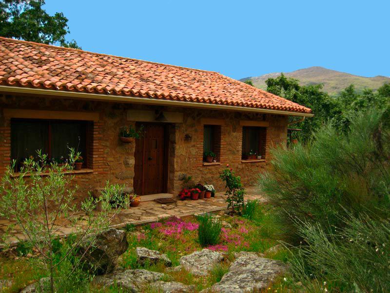 Facade - Rural Apartment El Melojar - Cuacos de Yuste - rentals