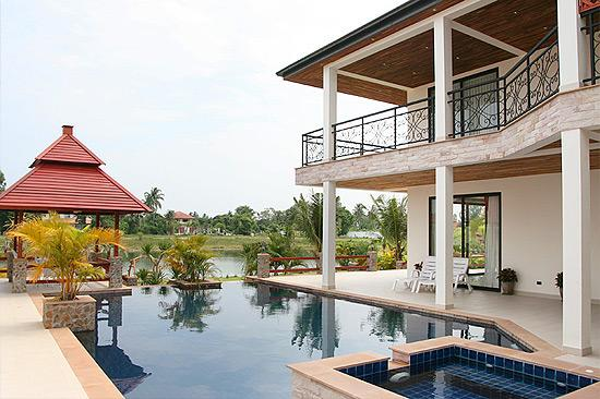 Pool Villa Breeze POOL & JACUZZI! - Image 1 - Pattaya - rentals
