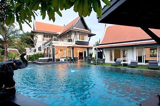 Pool Villa Black Opal BEACH FRONT LOCATION PATTAYA - Image 1 - Jomtien Beach - rentals