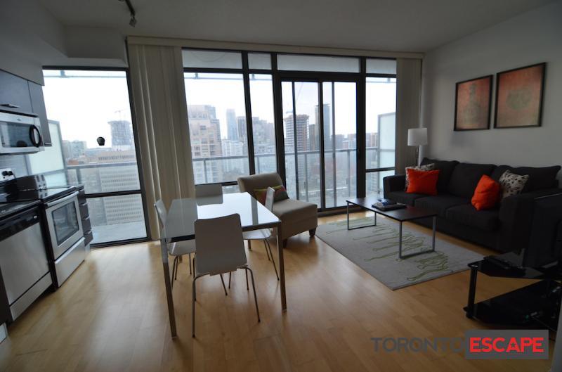 Ruby Pink Suite - 1bdr + 1 bath - Downtown,Toronto - Image 1 - Toronto - rentals