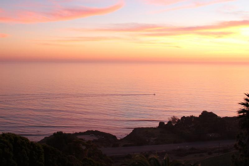 View from BR & LR - Magnificent Ocean Views At Deja Bu - Malibu - rentals