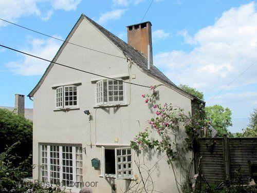 Worthy Cottage, Porlock Weir - Sleeps 2 - Exmoor National Park - Sea View - Image 1 - Porlock Weir - rentals
