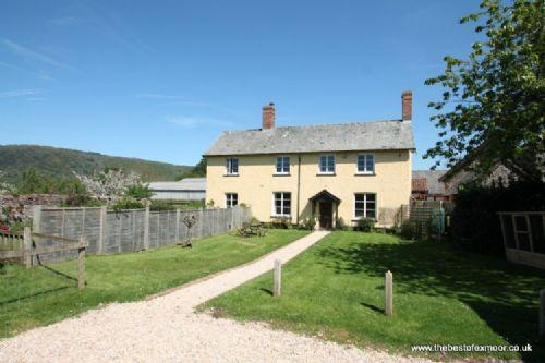 Farm Cottage, West Luccombe - Sleeps 6 - Exmoor National Park - Image 1 - Exmoor National Park - rentals
