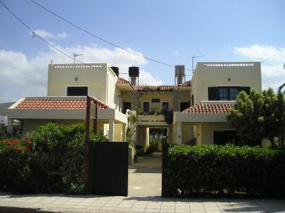Kokkini Hani Apartments and studios. - Aigialis  Apartments, 100 meters  from the sea - Kokkini Hani - rentals