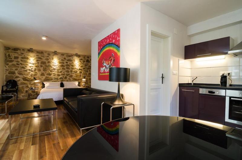 Divota apartment hotel - Deluxe studio 301 - Image 1 - Split - rentals