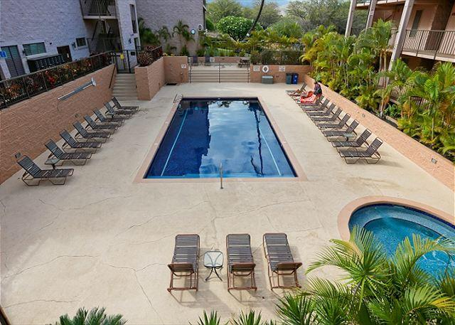Kihei Alii Kai A305 Closest building to Kamaole Beach #One.  1/1 Sleeps 4! - Image 1 - Kihei - rentals