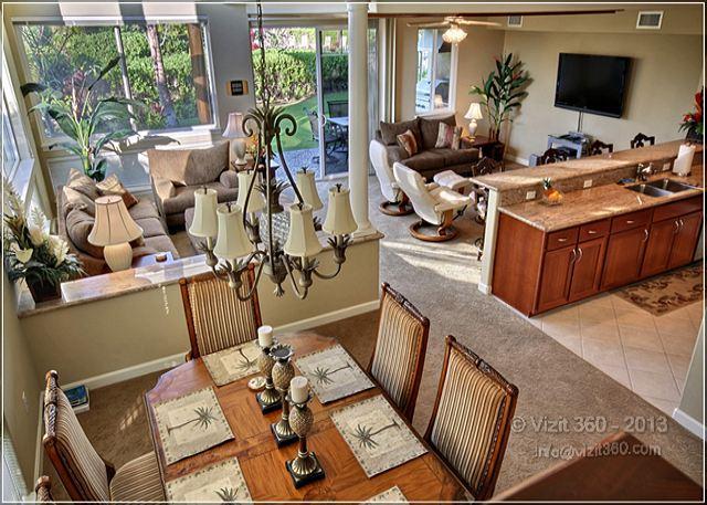 New Listing! Beautiful 3BR Poolside! - Image 1 - Waikoloa - rentals