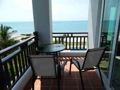 Big condo direct to the beach with amazing view on - Image 1 - Khanom - rentals