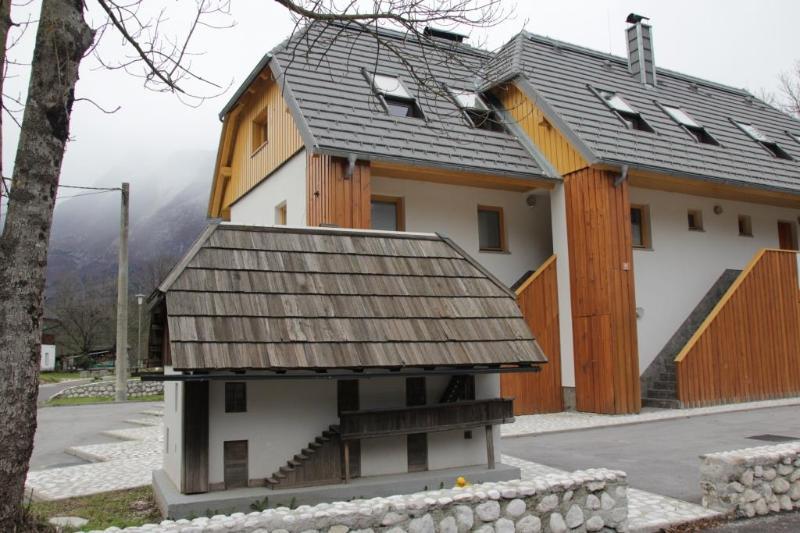Apartment Cezsoca - Image 1 - Bovec - rentals