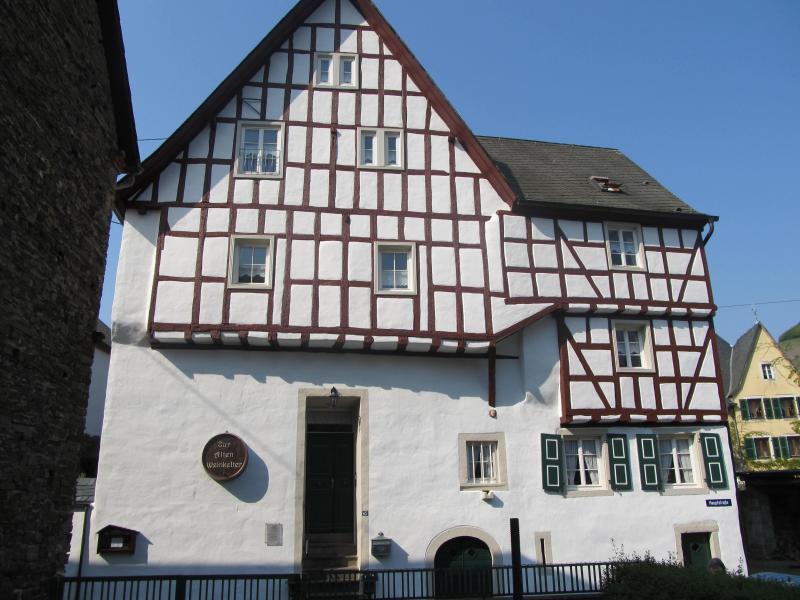 Zur Alten Weinkelter -The House - Apartment Riesling - Zur Alten Weinkelter - Ellenz-Poltersdorf - rentals