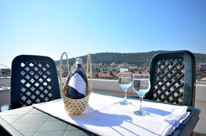 Roof terrace - Comfortable apartment in the center - Split - rentals