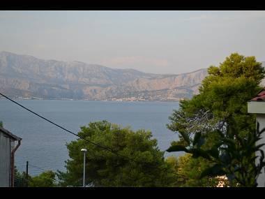 SA1(2+2): terrace view - 8055 SA1(2+2) - Postira - Postira - rentals