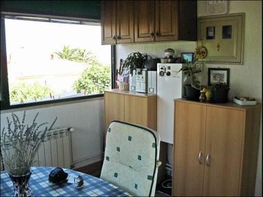 A1(4+2): indoor terrace - 8058 A1(4+2) - Supetar - Supetar - rentals