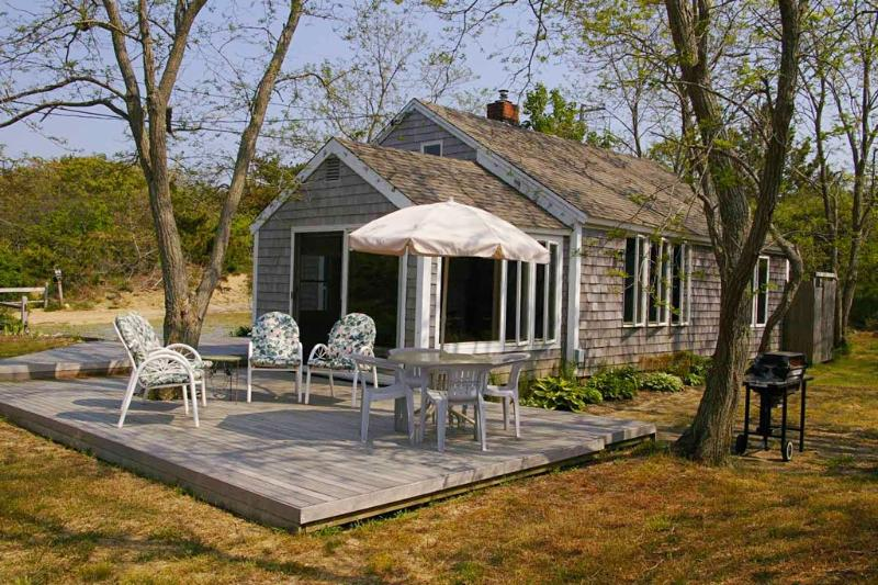 Steps away from Cape Cod Bay. - WILEAS1 116291 - North Eastham - rentals