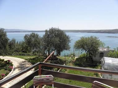 A1(4+2): terrace view - 5481 A1(4+2) - Posedarje - Posedarje - rentals