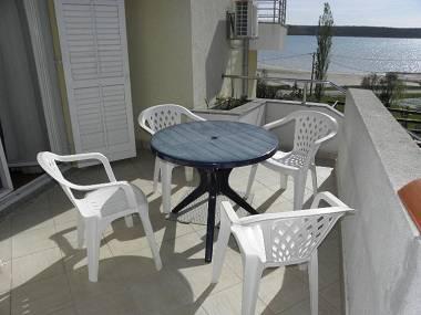 A3(3+2): terrace - 5485 A3(3+2) - Ljubac - Zadar County - rentals