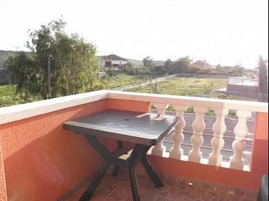 A2(2+2): terrace - 5665 A2(2+2) - Ljubac - Zadar County - rentals