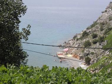 A1(2+2): sea view - 5838  A1(2+2) - Ribarica - Croatia - rentals