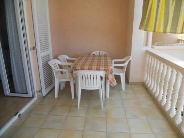 A1(3): terrace - 5840 A1(3) - Rtina - Rtina - rentals